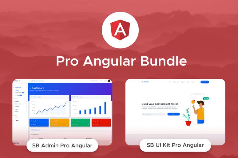 Pro Angular Bundle