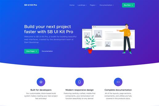 SB UI Kit Pro